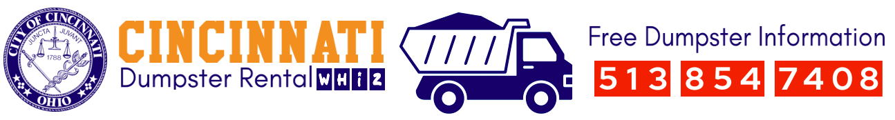 Cincinnati Dumpster Rental Whiz